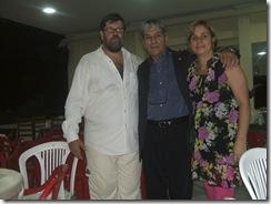 Pery, Jorge e Rose