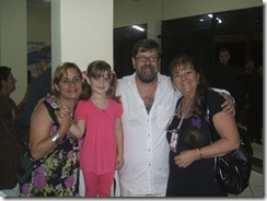 Pery, Wic, Rose e Rosely