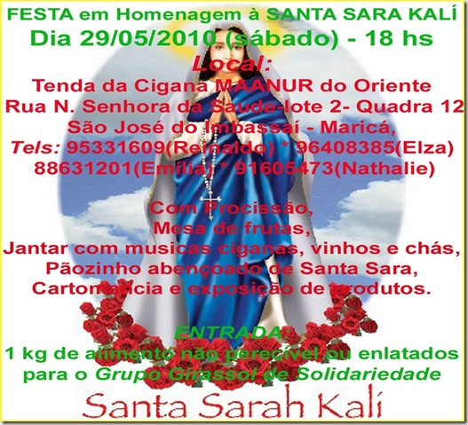 santa sara