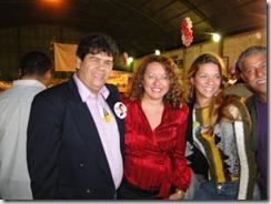 Batista de Caxias, Zeidan e Verônica Cabo Frio