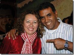 Zeidan e Julio Brasil