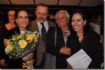 A. MARIA THEREZA GOULART. RICARDO CRAVO ALBIN  VIVIAN MARIA PRESTES  DENISE GOULART