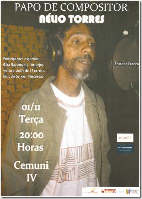 Papo de Compositor - Nélio Torres