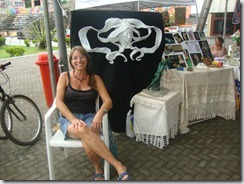 Angela Moure e sua arte