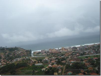 Ponta Negra em Maricá - RJ. Foto aérea de Rosely Pellegrino