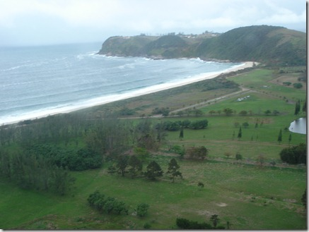 Porto do Pré Sal, será construído nesta área de Jaconé, em Maricá.RJ (foto aérea Rosely Pellegrino)