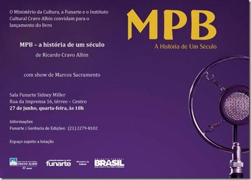 Lançamento livro do musicólogo Ricardo Cravo Albin