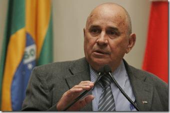 Consul Geral de Cuba - Embaixador Lázaro Mendes Cabrera