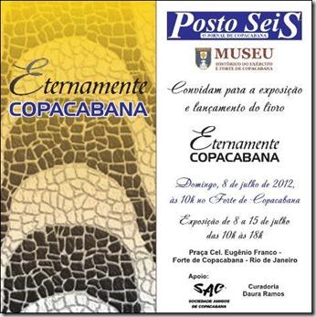 Convite Expo  Eternamente Copacabana