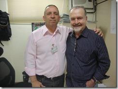 José William de Medeiros e Ricardo Cravo Albin