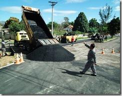 Obras no bairro Marquês - Foto 2 Fernando Silva