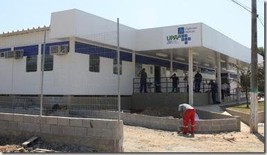 UPA em construção