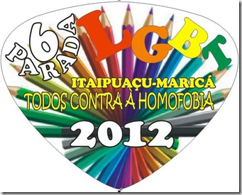 Maricá Leque parada Gay Itaipuaçu