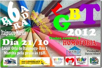 parada LGBT de Itaipuaçu