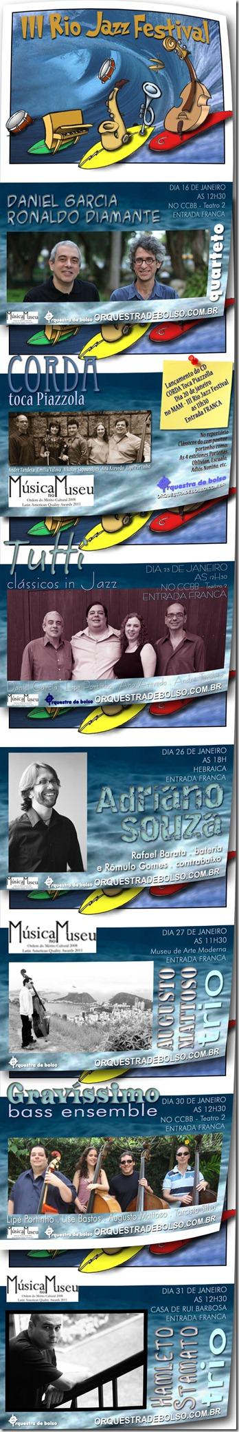 o III Rio Jazz Festival