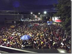 Bloco Carnavalesco Gabriela no Carnaval 2013 de Maricá