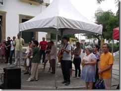 Dia da Poesia é comemorado com Cultura em Maricá