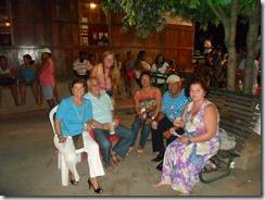 Rosely Pellegrino com Mirene Alves, Rosa Brasil e amigos da musica