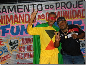 MC Meia Noite e Zé Lador no Funk da Paz