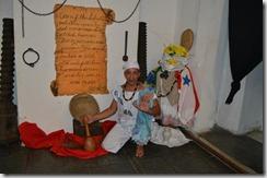 Pai Liminha abrindo a exposição.