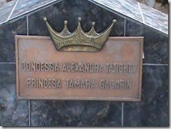 Tumulo cemiterio municipal POCOS DE CALDAS MG