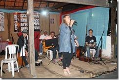 Dalva Alves cantora