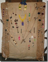 armas e artesanto indigena