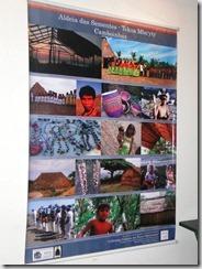 Exposição em homenagem a cultura indigena, Casa de Cultura de Maricá. foto 3 Renata Gama