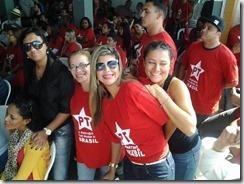Maricá marcando presença com alegria, na Caravana da Cidadania em São Gonçalo