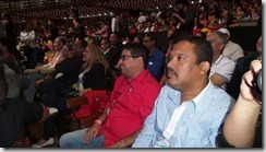 Prefeito de Maricá e Presidente Estadual do PT RJ Washington Siqueira e o vereador de Maricá Chiquinho Do Trailler.