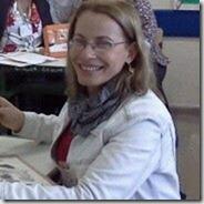 Secretária Municipal de Educação de Maricá Adriana Luiza da Costa