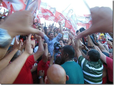 Lindberg e a força da onda vermelha caminham em Maricá com Zeidan para Deputada Estadual e Fabiano  para Deputado Federal (fotos Rosely Pellegrino) (119)