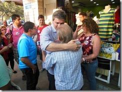 Lindberg e a força da onda vermelha caminham em Maricá com Zeidan para Deputada Estadual e Fabiano  para Deputado Federal (fotos Rosely Pellegrino) (148)