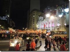 Ato Somos Coração Valente 22.10.2014,  militância lotou Candelária #Dilma 13  (128)