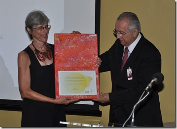 Cerimônia MoWBrasil 11.12.2014 - Ipeafro