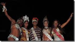 Corte Carnavalesca de Maricá, Xuxinha, Hellenn, Cristiano, Flavia e Duda