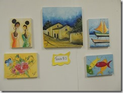 Exposição de Di Bonilho e seus alunos na oficina de pintura do CEU Mumbuca 24.01.2015. foto Rosely Pellegrino (7)