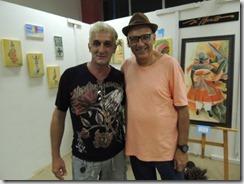 Exposição de Di Bonilho e seus alunos na oficina de pintura do CEU Mumbuca 24.01.2015. foto Rosely Pellegrino (11)