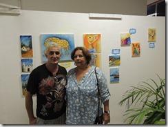 Exposição de Di Bonilho e seus alunos na oficina de pintura do CEU Mumbuca 24.01.2015. foto Rosely Pellegrino (17)