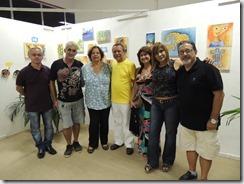 Exposição de Di Bonilho e seus alunos na oficina de pintura do CEU Mumbuca 24.01.2015. foto Rosely Pellegrino (19)