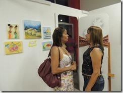 Exposição de Di Bonilho e seus alunos na oficina de pintura do CEU Mumbuca 24.01.2015. foto Rosely Pellegrino (3)