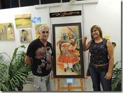 Exposição de Di Bonilho e seus alunos na oficina de pintura do CEU Mumbuca 24.01.2015. foto Rosely Pellegrino (12)