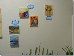 Exposição de Di Bonilho e seus alunos na oficina de pintura do CEU Mumbuca 24.01.2015. foto Rosely Pellegrino (4)