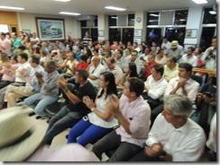 Maricá recebdo o Presidente Nacional do PT Rui Falcão (70)