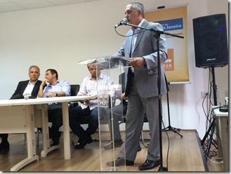 Sebastião Rodrigues toma posse como Subsecretário de Estado de Desenvolvimento Regional, Abastecimento e Pesca.