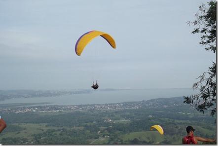 Quintanilha Peixe Voador, Mestre dos esportes radiacais, sobrevoando Maricá
