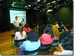 Lançamento do Projeto Musicalização nas Escolas do Ensino Médio de Maricá foto Rosely Pellegrino