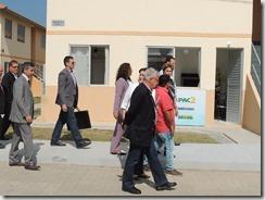 Presidente Dilma Rousseff ao lado do prefeito Washington Quaquá, entrega chaves de 2,9 mil unidades habitacionais do ´Programa Minha Casa, Minha Vida em Maricá (146)