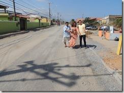 Zeidan faz caminhada e panfletagem em Cordeirinho, para esclarecer sobre as obras da Av. Maysa 20.08 (137)