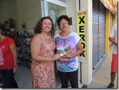 Zeidan faz caminhada e panfletagem em Cordeirinho, para esclarecer sobre as obras da Av. Maysa 20.08 (109)